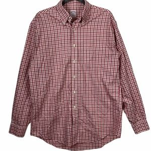 Brooks Brothers 346 Long Sleeve Button Down Shirt